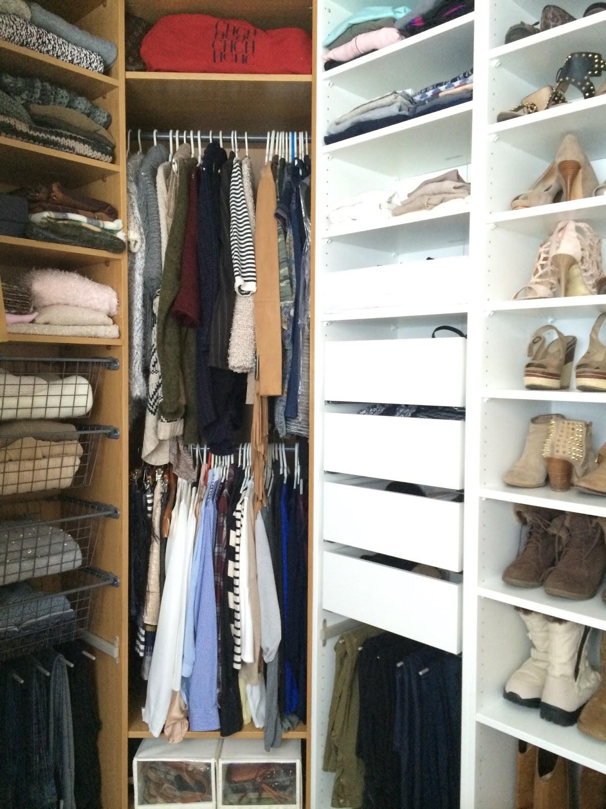De armario a vestidor s l o a n e s t r e e t for Interior de armarios ikea