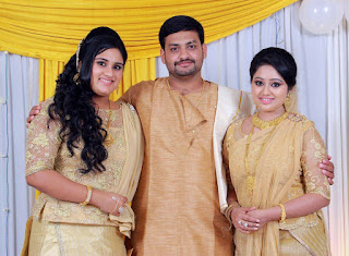 Meghna Vincent Married