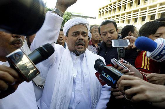 Pengacara Rizieq Mengatakan Dirinya Tidak Akan Pulang Hingga Jokowi Tidak Lagi Jadi Presiden