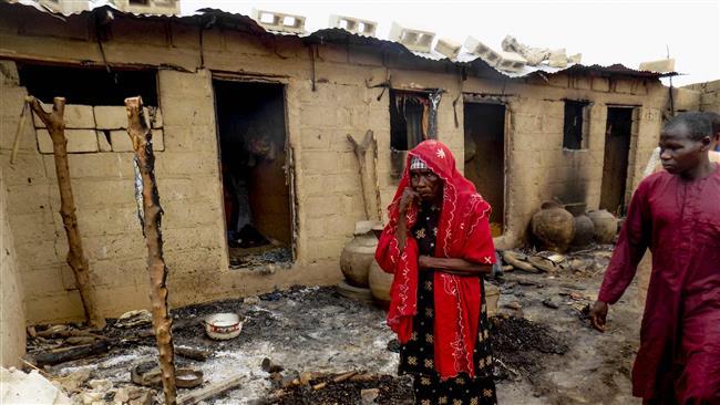 Multiple bomb attacks kill 19 in northeastern Nigeria