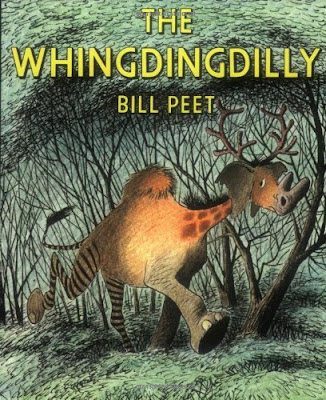 The Whingdingdilly, part of Bill Peet book review list and resources