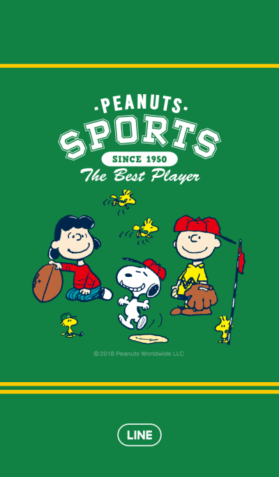 SNOOPY ~PEANUTS SPORTS~