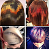 Pixelated hair, the ultimate new hair color trend!