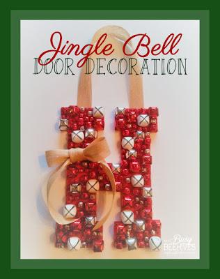 Jingle Bell Door Decoration