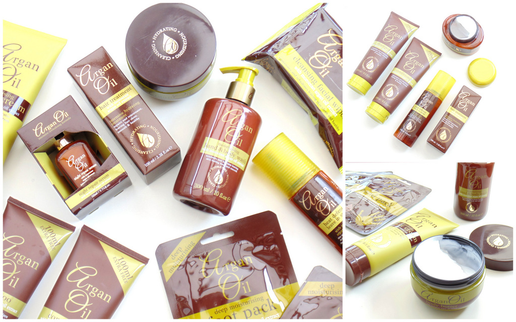 BellaElla 12 Piece Argan Oil Set