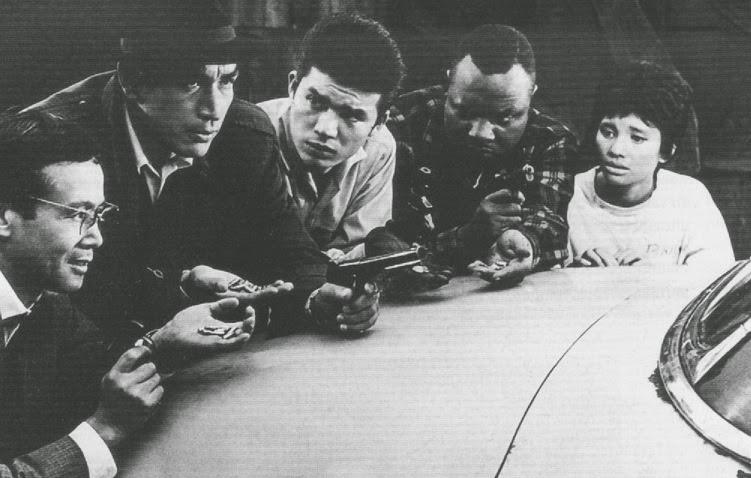 TV Multiversity: Kinji Fukasaku's Films of the 1960s and 1970s
