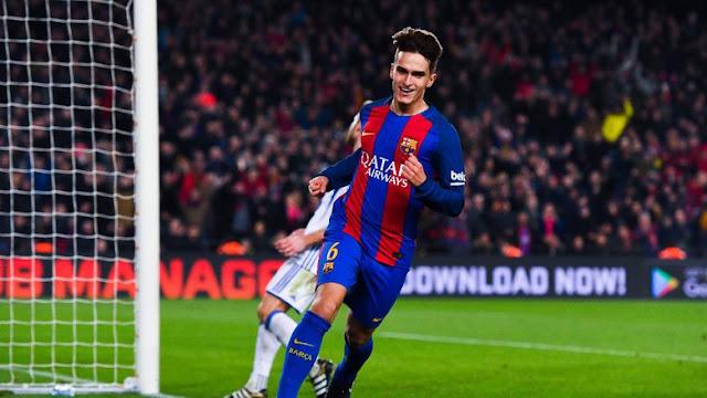 Denis Suarez Perjuangkan Posisinya di Barca