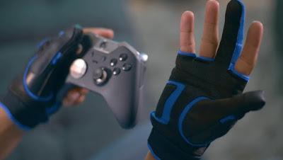 Icehawk Gloves