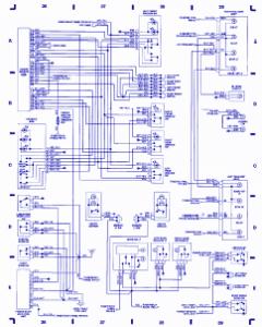 service owner manual : 1993 VW Passat Electrical Circuit