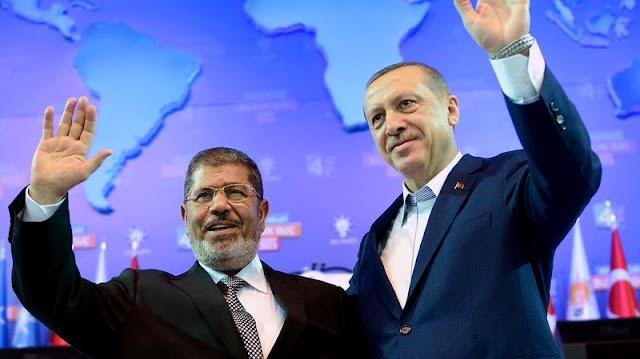 Pernyataan Erdogan dan Seruan Direktorat Urusan Keagamaan Turki Semua Masjid Sholat Ghoib Atas Meninggalnya Mursi