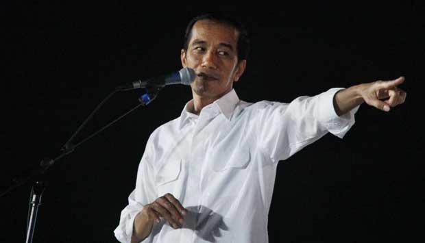 Lagi Merekam, Orang ini Ditunjuk Presiden Jokowi, Ada Apa Gerangan?