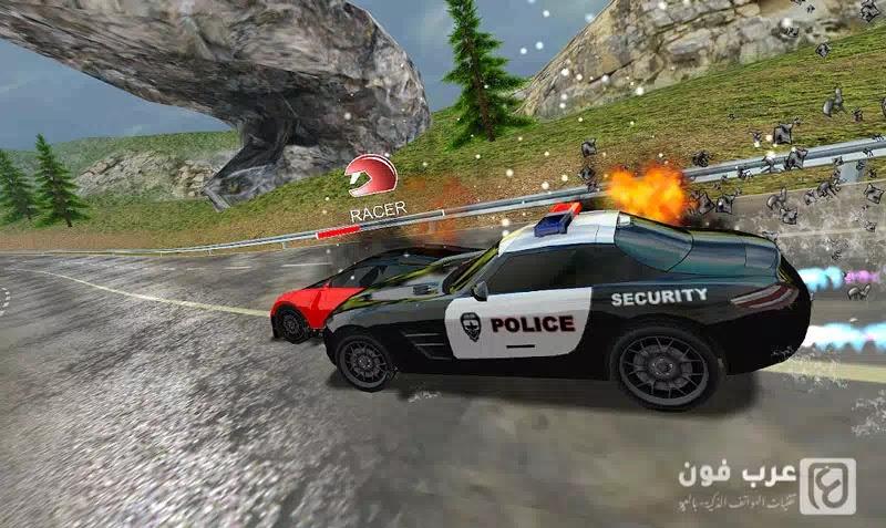 تحميل لعبة مطاردة الشرطة للاندرويد