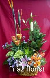 toko bunga petamburan
