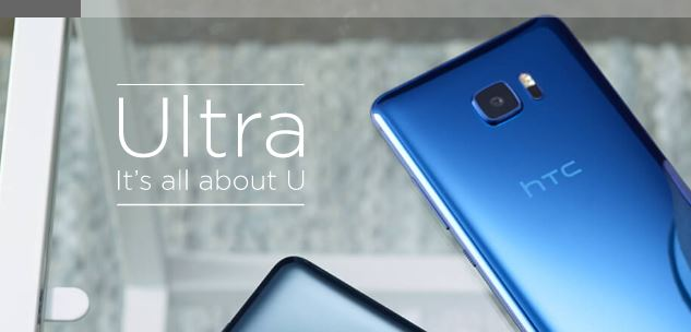 New  HTC U ULTRA Phone Coming out