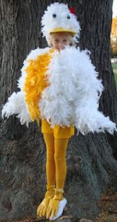 chicken halloween costume costumes idea chick Easter