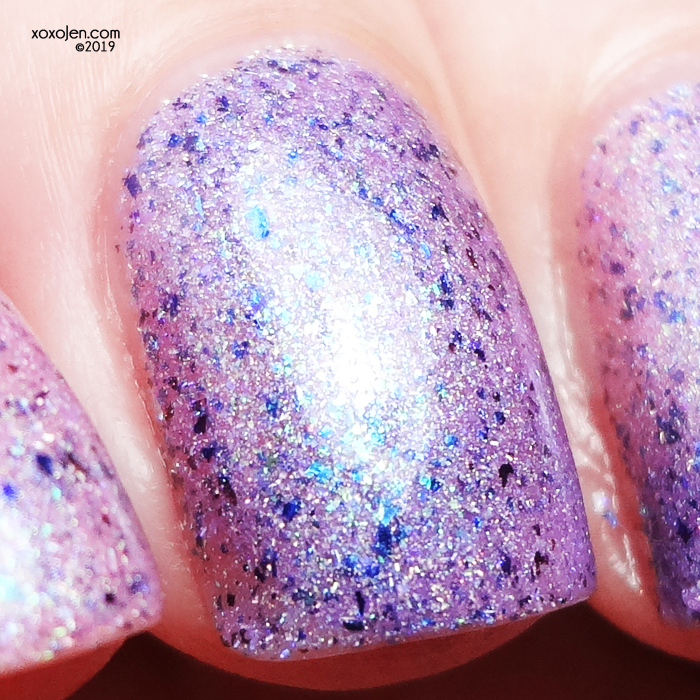 xoxoJen's swatch of Ms Sparkle Dream Phone