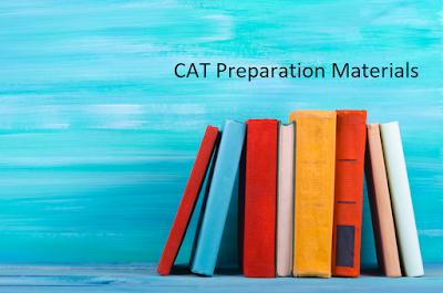CAT preparation materials