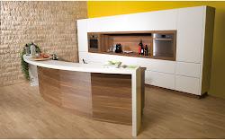 cocinas cocina barra barras modernas mesas madera comer mesa decoracion como moderna tu maderables comedor elegir puertas cuale elegantes separador