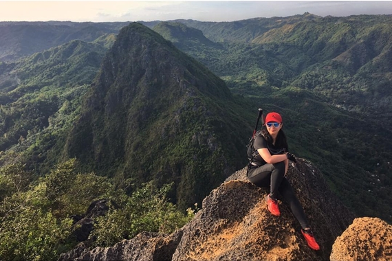 Angel Locsin Has Climbed Her 6th Mountain Peak In Just Three Weeks!
