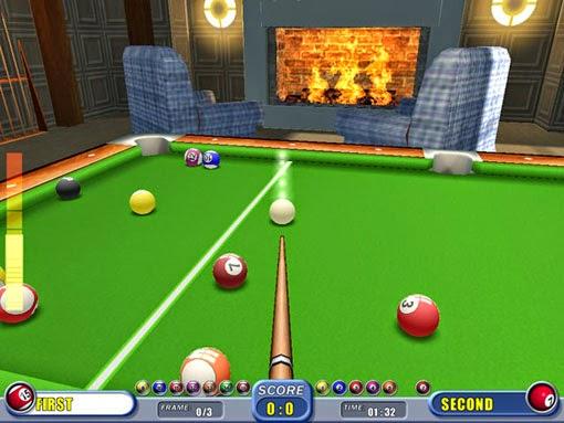 تحميل لعبة بلياردو pool للكمبيوتر