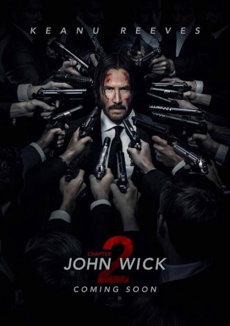 "Revelan primer tráiler oficial de ""John Wick Chapter 2"""