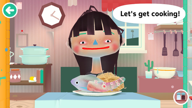 $2 game Toca Kitchen 2 by Toca Boca AB is now free in the AppStore for one week as Apple has highlighted this games as free app of the week. So hurry up and grab this game for your kids
