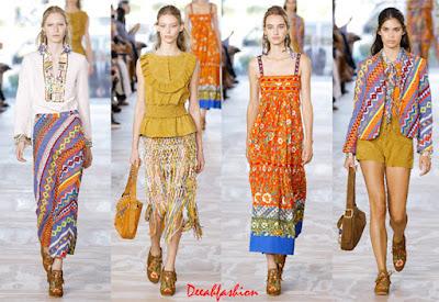 batik musim semi