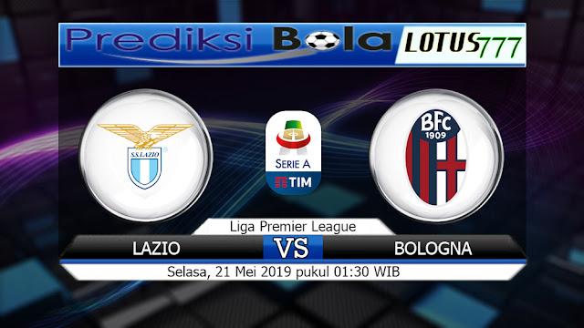 Prediksi Lazio vs Bologna Selasa 21 Mei 2019 01:30