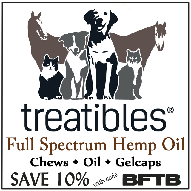 Treatibles Discount Banner