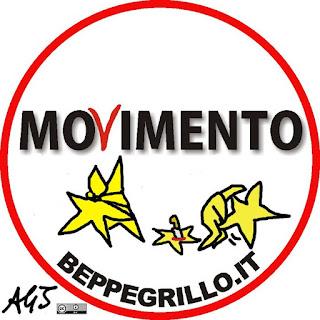 M5S, Raggi, Roma, vignetta, satira