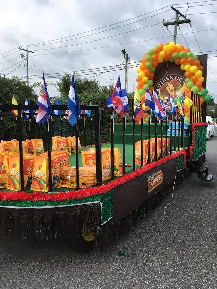 Desfile Centroamericano de Brentwood