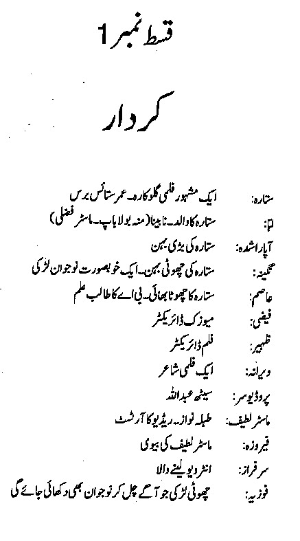 Story Urdu Book Piya Naam Ka Diya
