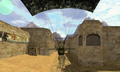 Plugin - Paraquedas CS 1.6, paraquedas, parachute