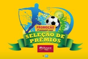 Cadastrar Promoção Tintas Renner 2017 2018 Seleção de Prêmios