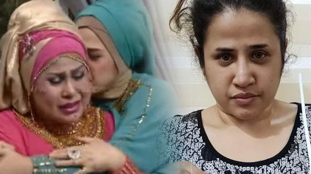 Ngenes! Setelah Anak-Mantunya Dibekuk Polisi Saat Nyabu Giliran Ratu Dangdut yang Sangat Anti AHOK ini Diperiksa Polisi