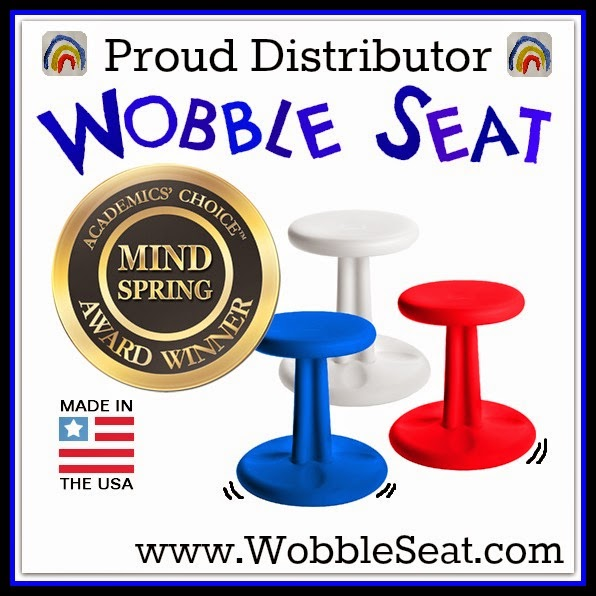 Proud Sponsor: Wobble Seat