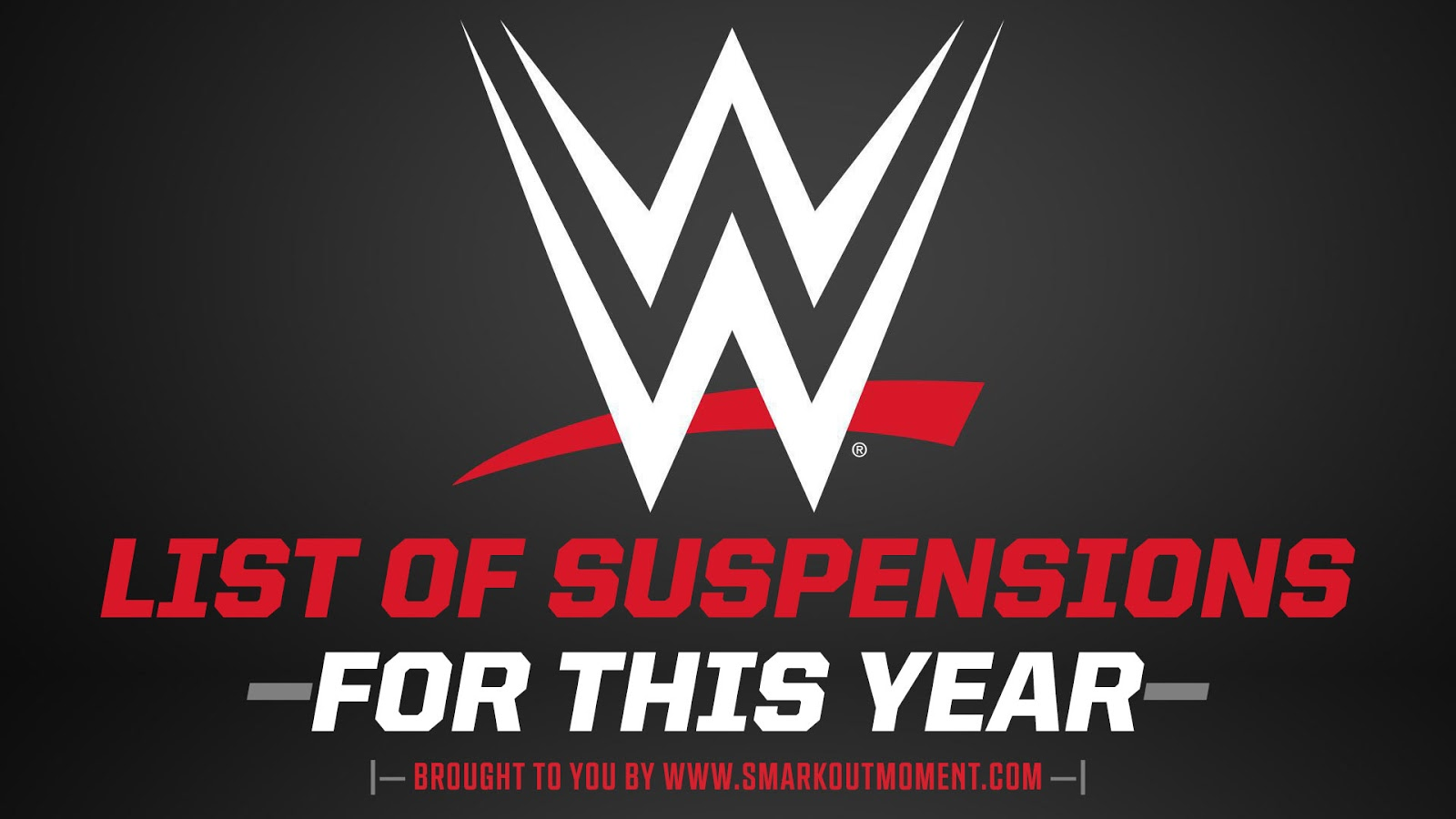 which wwe superstars were suspended in 2019 list