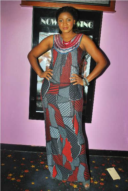 Ankara long dresses