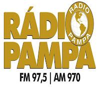 Rádio Pampa Am e FM de Porto Alegre RS