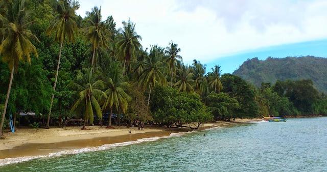 Pantai Damas Trenggalek