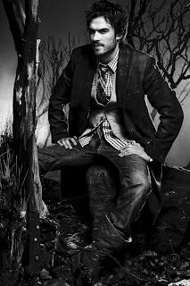 Ian Somerhalder Fall Photoshoot CarLost 011