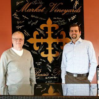 Market Vineyards, Bob Bertsch and Matt Reisenweber