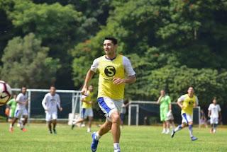 Persib Tanpa Vizcarra di Pekan Awal Liga 1 2019, Zola Hengkang Lagi