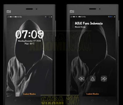Tema Xiaomi Terbaru Masbro Full Material Mtz For MIUI
