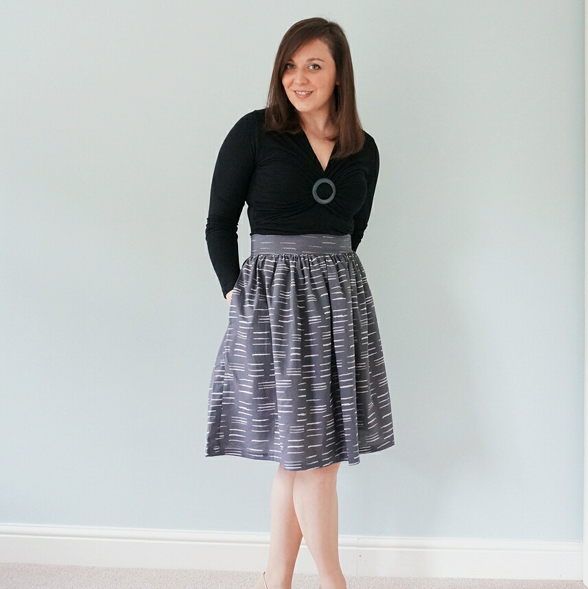 #wardrobebuilder skirt  - no pattern Clemence
