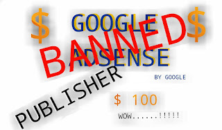 kata kunci tersembunyi juga akan menyebabkan akun adsense anda di banned