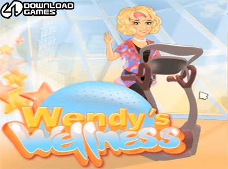 لعبة صالون التجميل Wendys Wellness