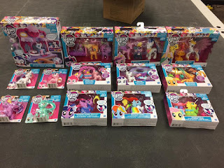 Most MLP Reboot Series Figures Now at Target