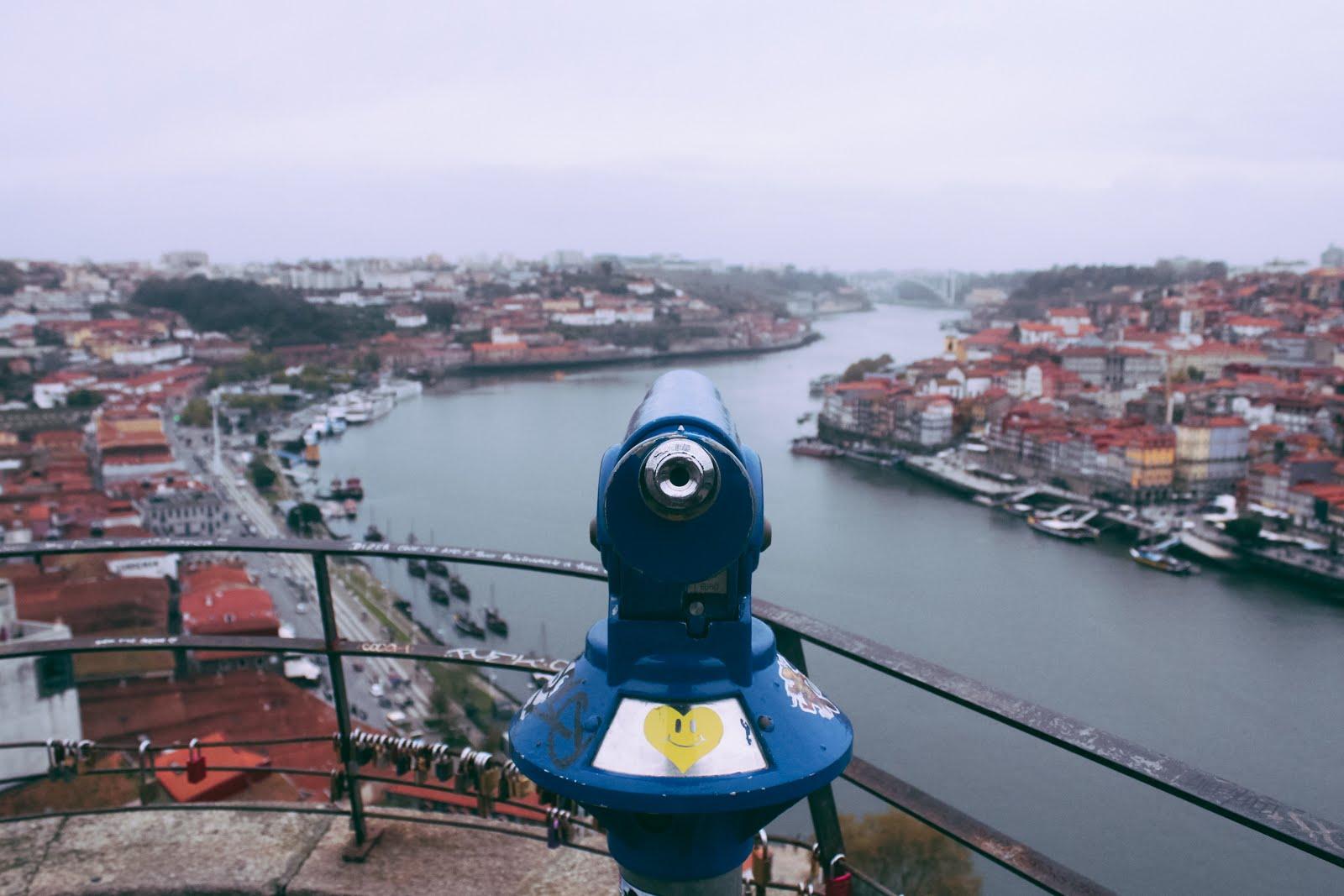 Mirador Mosteiro da Serra do Pilar