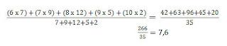 Contoh Soal Statistika SMP Kelas 9 Gambar 9